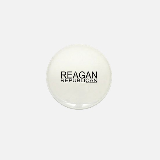 Reagan Republican Mini Button
