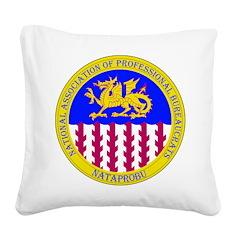 NATAPROBU Square Canvas Pillow