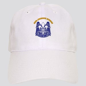 DUI - 82nd Airborne Division with Text Cap