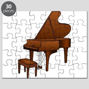 Grand Piano Puzzle