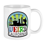Weird California Logo Mugs