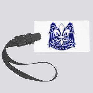 DUI - 82nd Airborne Division Large Luggage Tag