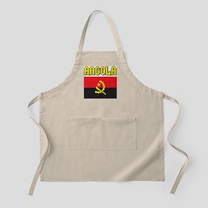 Angola Flag BBQ Apron