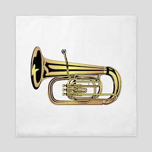 Tuba Queen Duvet