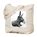 Rainbow Democrat Tote Bag