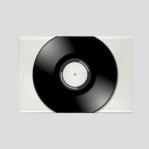 Vinyl Record Magnets