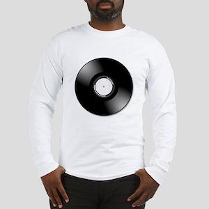 Vinyl Record Long Sleeve T-Shirt