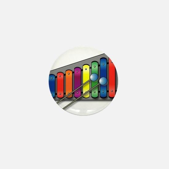 Xylophone Mini Button