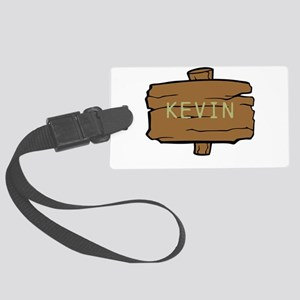 NAME, selectable Text Luggage Tag