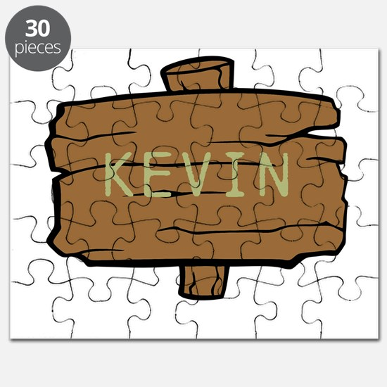 NAME, selectable Text Puzzle