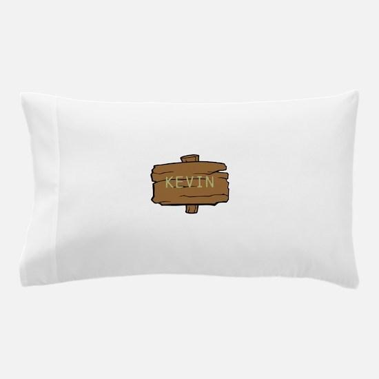 NAME, selectable Text Pillow Case