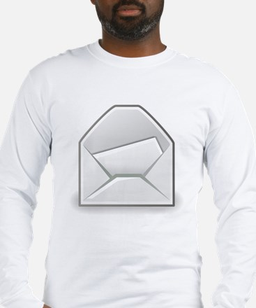 Envelope Long Sleeve T-Shirt