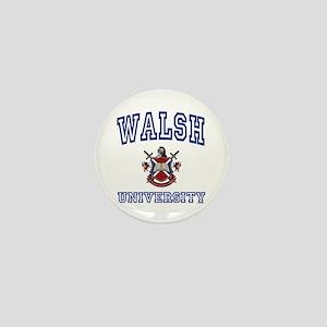 WALSH University Mini Button