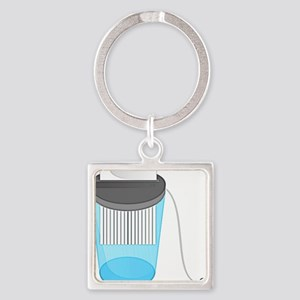 Paper Shredder Keychains