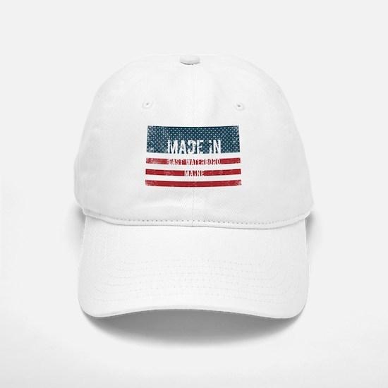 Made in East Waterboro, Maine Baseball Baseball Cap