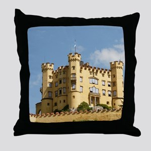 Hohenschwangau001 Throw Pillow