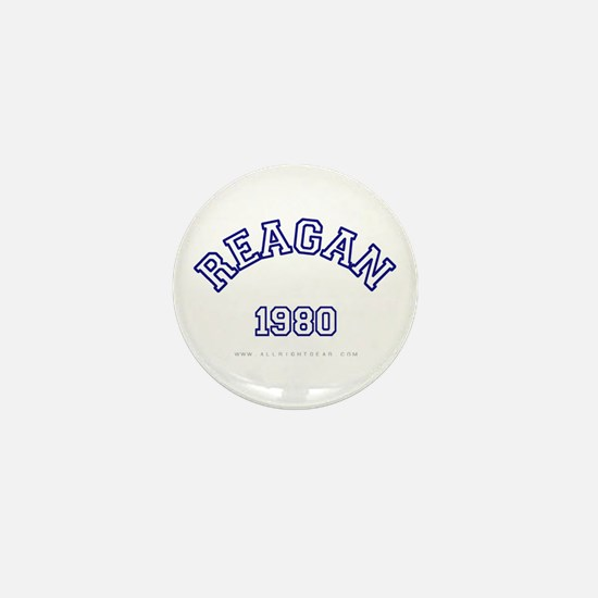 Reagan 1980 Mini Button