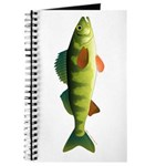 Yellow perch 2 Journal