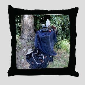 01-morrigan Throw Pillow