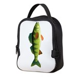 Yellow perch c2 Neoprene Lunch Bag