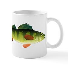 Yellow perch c2 Mugs