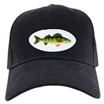 Yellow Perch C2 Baseball Hat