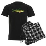 Yellow perch c2 Pajamas