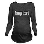 LoungeLizard10 Long Sleeve Maternity T-Shirt