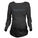 Sackbutt10x8 Long Sleeve Maternity T-Shirt