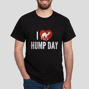I Love Hump Day Dark T-Shirt