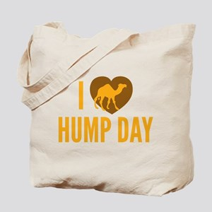 I Love Hump Day Tote Bag