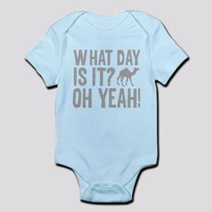What Day Is It? Oh Yeah! Infant Bodysuit