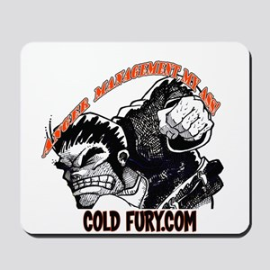 CF shirt-back Mousepad
