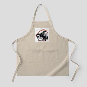 CF shirt-back Apron