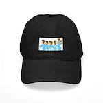 Space Monkey Mafia Black Cap