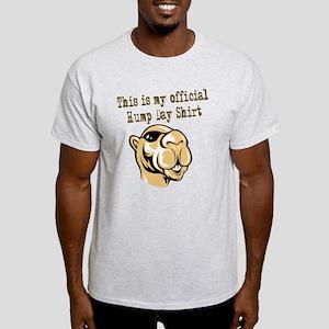 Official Hump Day Shirt T-Shirt