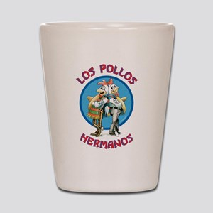 Los Pollos Hermanos Shot Glass