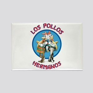 Los Pollos Hermanos Rectangle Magnet