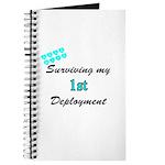 USCG Wife Surviving 1st Deployment Journal