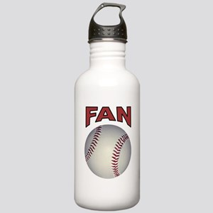 BASEBALL FAN Water Bottle