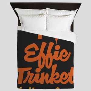 I Heart Effie Queen Duvet