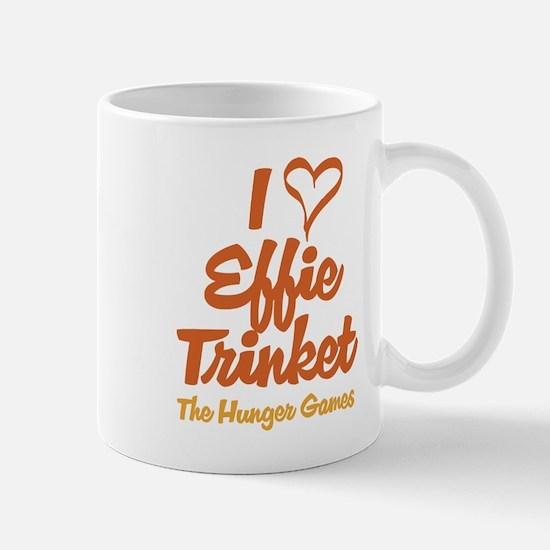 I Heart Effie Mugs