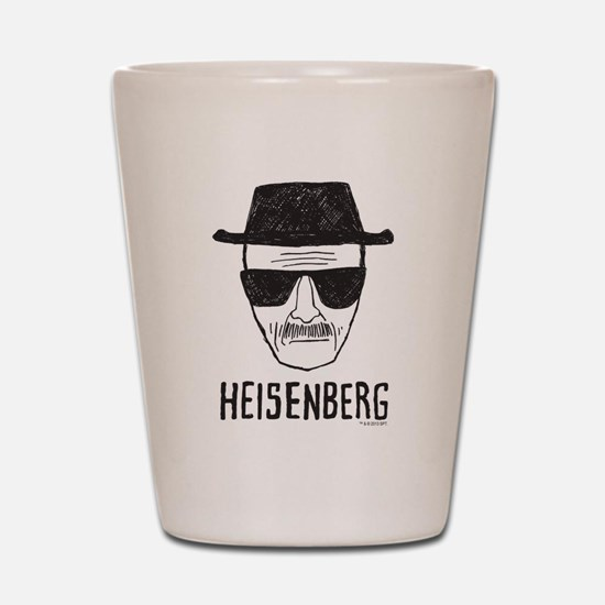 Heisenberg Shot Glass