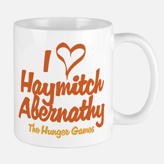 I Heart Haymitch Mugs