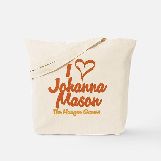 I Heart Johanna Tote Bag