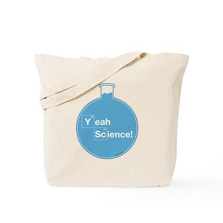 Yeah Science Tote Bag