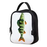 European perch c Neoprene Lunch Bag