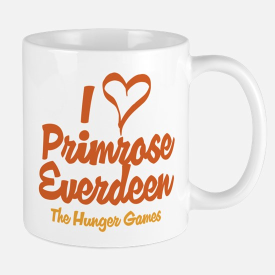 I Heart Primrose Mugs