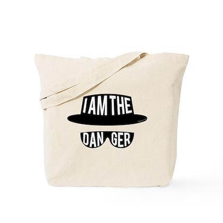 I am the Danger Tote Bag