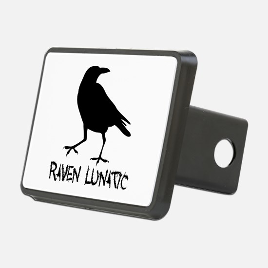 Raven Lunatic - Halloween Hitch Cover